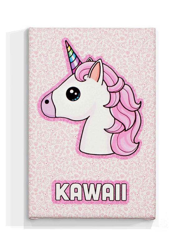 focu-foto-cuadro-kawai-unicornio
